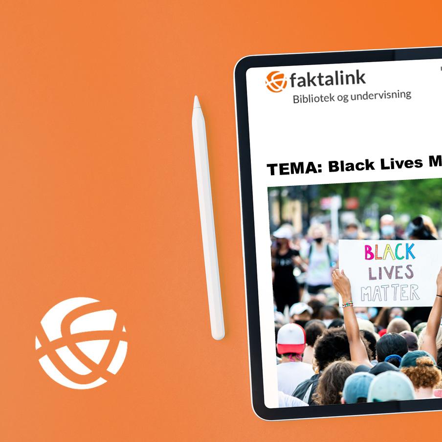 Faktalink Black Lives Matter