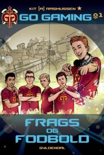 Kit A. Rasmussen: Ot2 - frags og fodbold