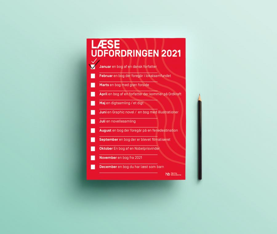 Læseudfordring 2021