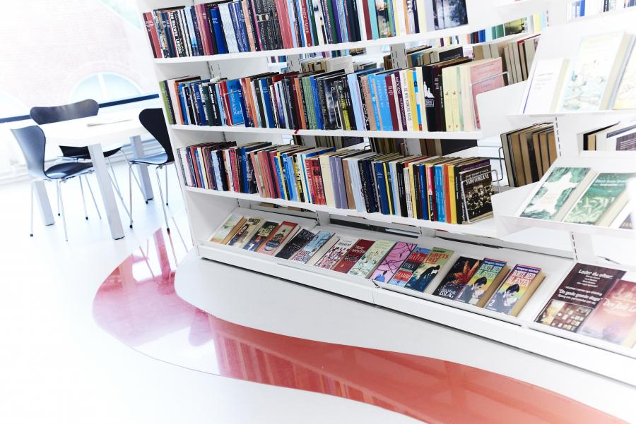 Bibliotek hylde