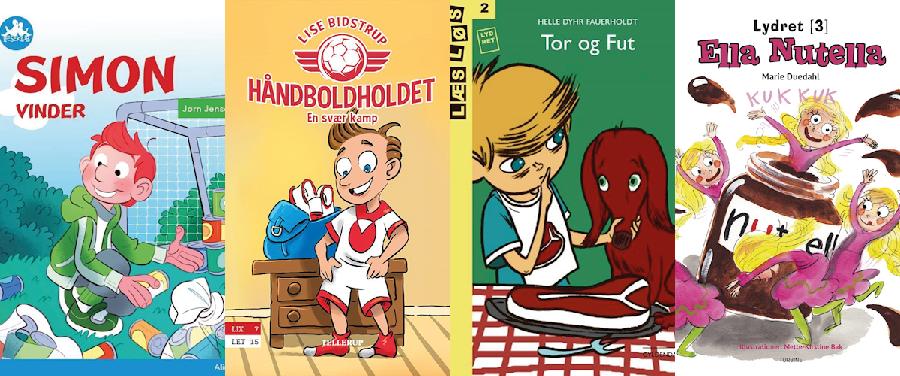 Hvilken bog skal vi vælge? Sport og hverdag