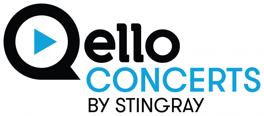 Qello Concerts by Stingray - logo