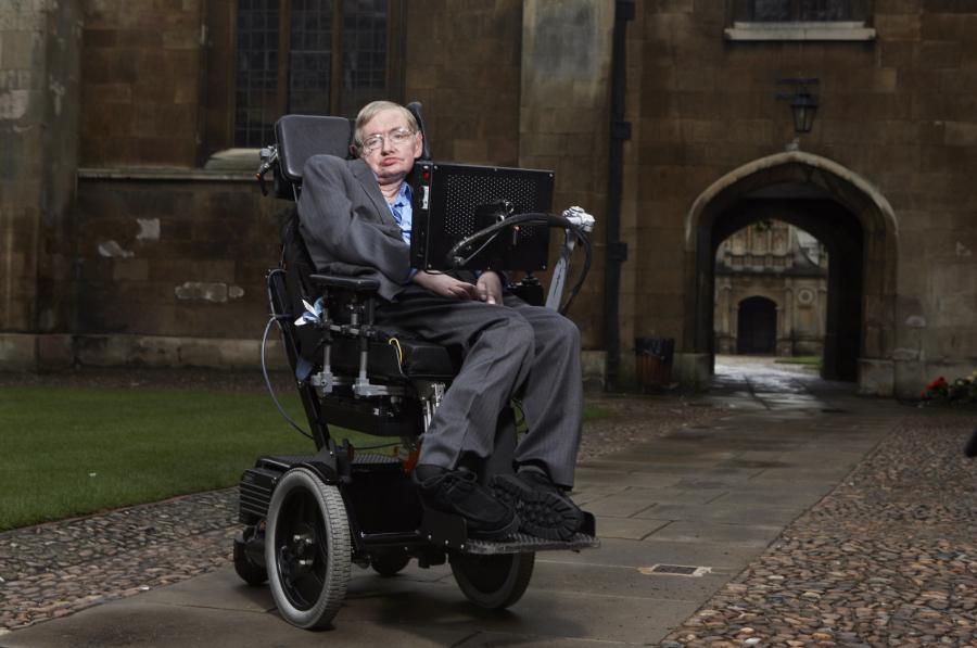 Stehen Hawking