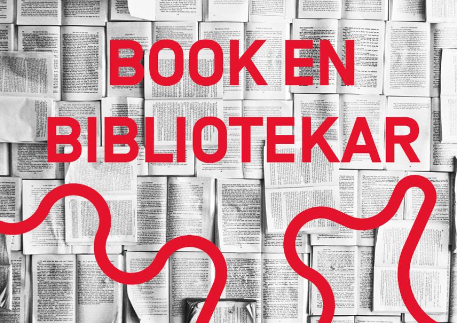 Book en bibliotekar