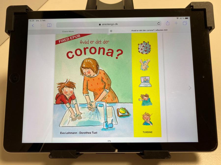 Coronabilledbøger