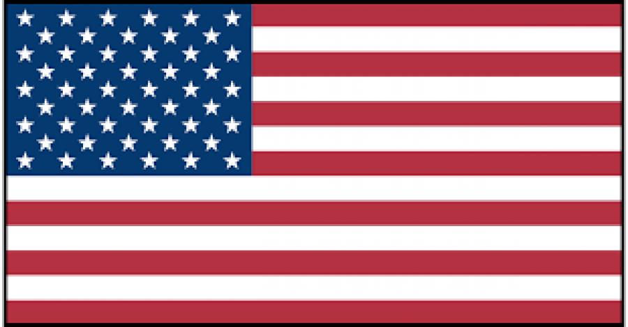 Stars and stribes, det amerikanske flag