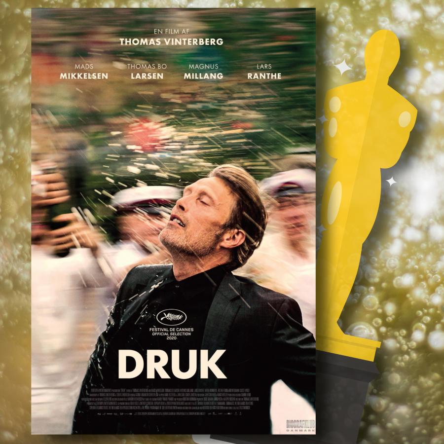 Druk vinder Oscar
