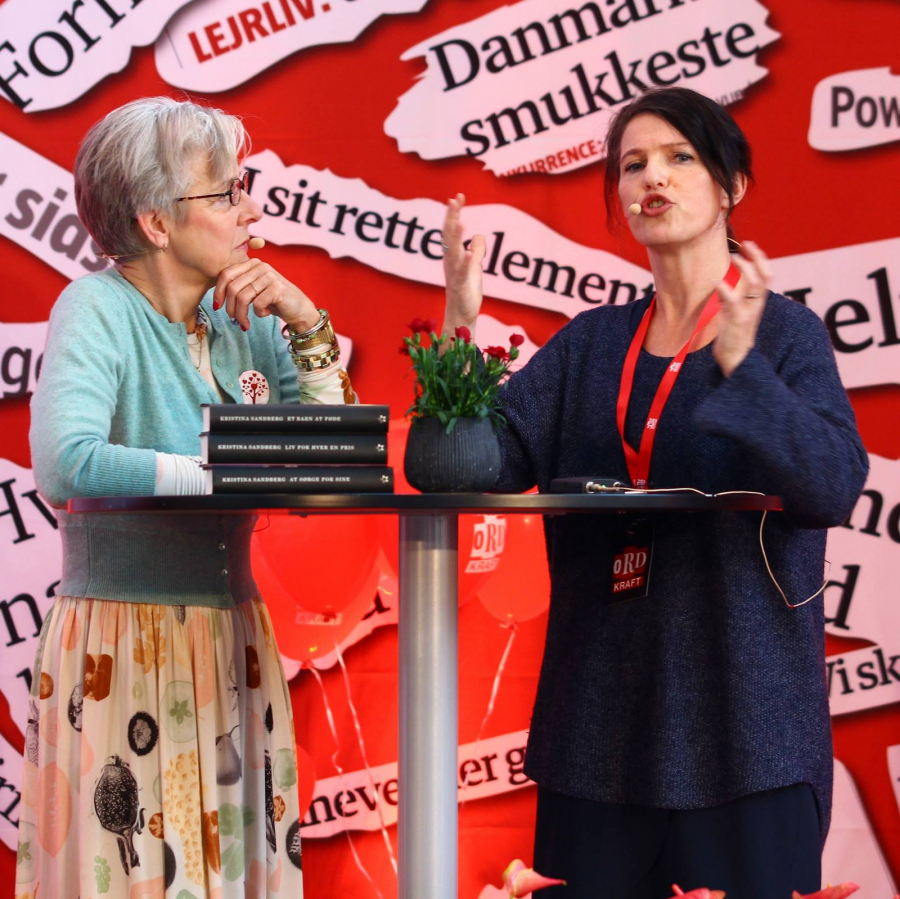 Billede fra Ordkraft 2019 / Peter Søholm Simonsen