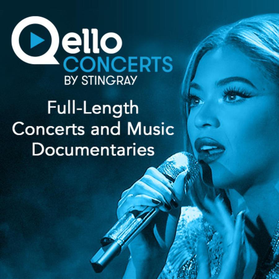 PR-billede for Qello Concerts