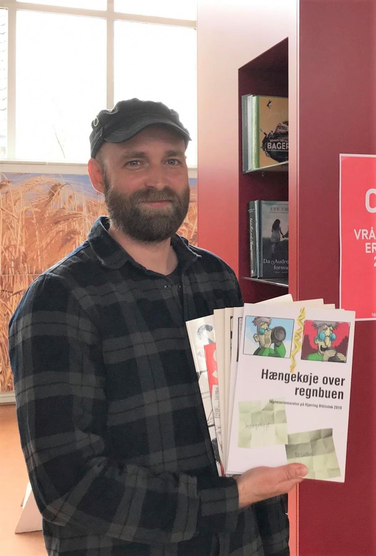 Tegneseriemaraton med Lars Simonsen 2021